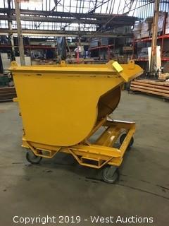 Side Loading Dumping Hopper
