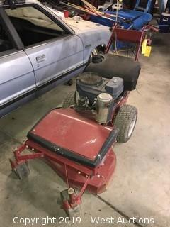 Briggs And Stratton Mower Commercial Walk-Behind Mower