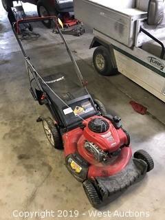 Troy-Built TB110 Gas-Powered Lawn Mower