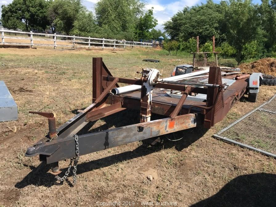 Online Auction of Trucks, Trailers, Forklifts, Tractors, and Lab Equipment