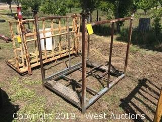 "Stacking Rack 60""x45""x60"""