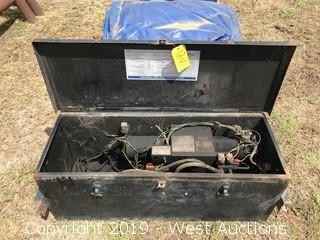 Waltco Hydraulic Lift Gate Pump Box Unit