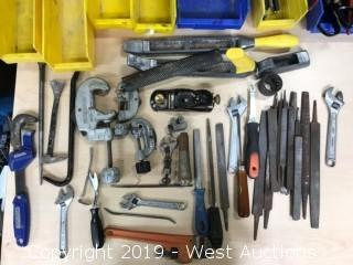 (46) Assorted Hand Tools