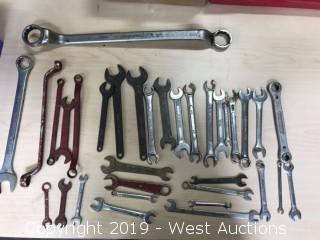 (34) Wrenches