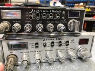 Cobra 29 LTD CB Radios- Bluetooth