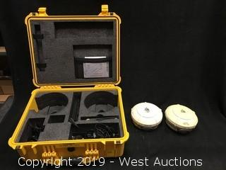 Trimble R8 GNSs / R6 / 5800 Kit In Carrying Case