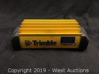 Trimble Trimmark 3 Radio (Works, Needs Updated Software)