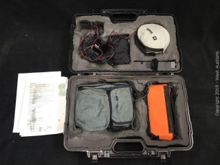 Trimble Navigation Portable GPS Data Logging System