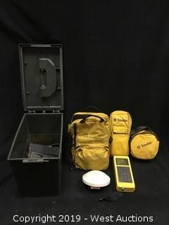 Trimble GPS Kit With Carrying Case