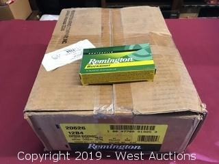 "Case Of (50) Remington 12 x 2-3/4"" 4 Bulk Shot Boxes"