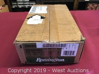 "Case Of (10) Remington 20 x 2-3/4"" 4 Steel Shot Boxes"