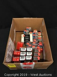 (32) Assorted 22 LR Cartidges