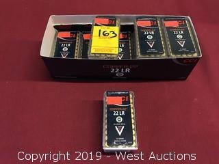 (9) CCI 22 LR Cartridges