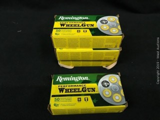 (4) Remington 32 S&W Boxes
