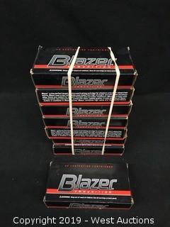 (8) Blazer 9x18mm Boxes