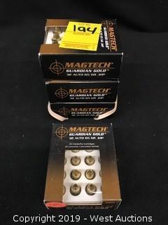 (4) Magtech 32 Auto Boxes