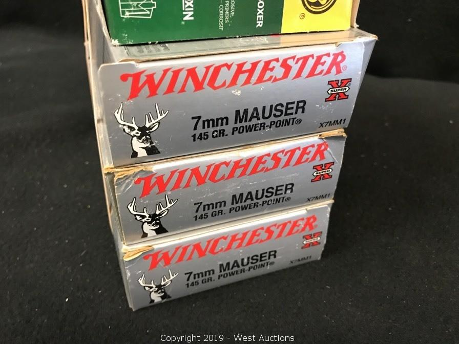 West Auctions - Auction: Inventory Reduction Auction of Firearm