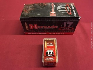 Brick Of (10)  Hornady 17 HMR Varmint Express