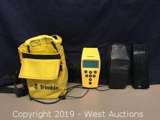 Trimble GeoExplorer 2 Kit With Carrying Case And Battery