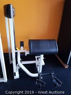 Paramount AP-2300 Biceps Curl Machine