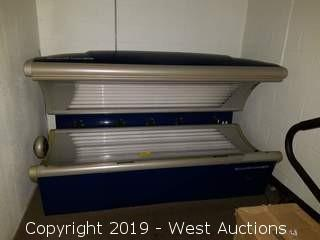 Wolf SunStar 332 Tanning Bed