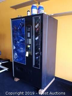 USI Model 3151 Beverage Vending Machine