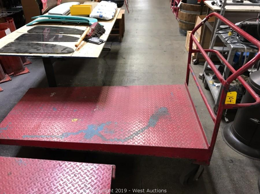 Auction of Kohlweiss Auto Parts