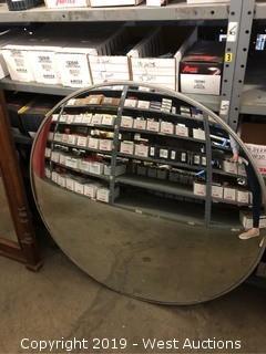 Convex Circle Mirror