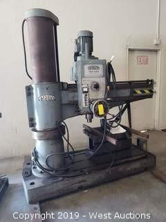 Soraluce Tro-1250 Radial Drilling Machine