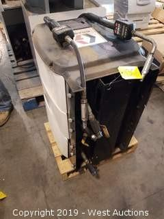 GRACO 3-reel Oil Transfer System (with Digital Meters)