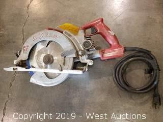 SkilSaw HD77M Worm Drive Saw