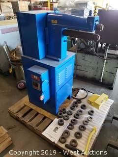 Pexto 3617D Crimping And Beading Machine