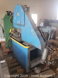 "Stone Saw M750 20"" Cutoff Saw"