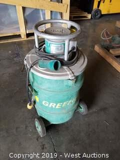 Greenlee Blower & Vacuum Fish Tape System