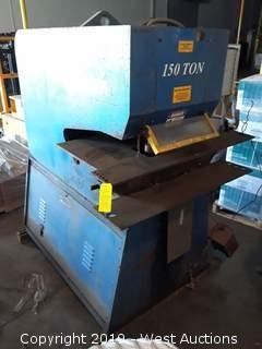 Press Master 150 Ton C-Frame Press
