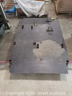 Forkliftable Machine Skid