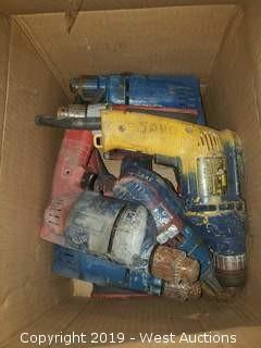 (9) Assorted Drills