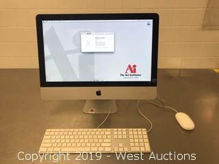 "Apple 21"" i5 Computer"