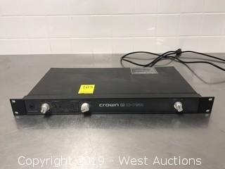 Crown D-75A 2-Channel Power Amplifier