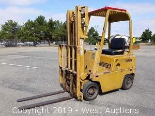 Clark 3,000 Lb Capacity Propane Forklift