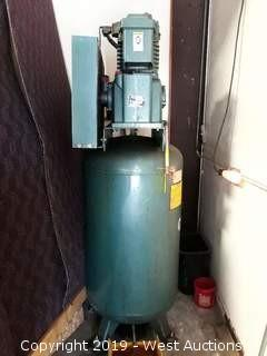 Curtis E-57 5HP 75 Gallon Air Compressor