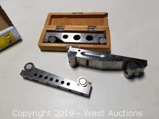Box: (3) Assorted Style SINE Bars