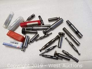 (20+) Keyway, T-Slot & Dovetail Cutters