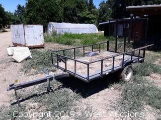8' Utility Trailer (Offroad only)