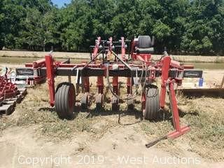 Steketee 4 Row Hydraulic 3 Point Cultivator