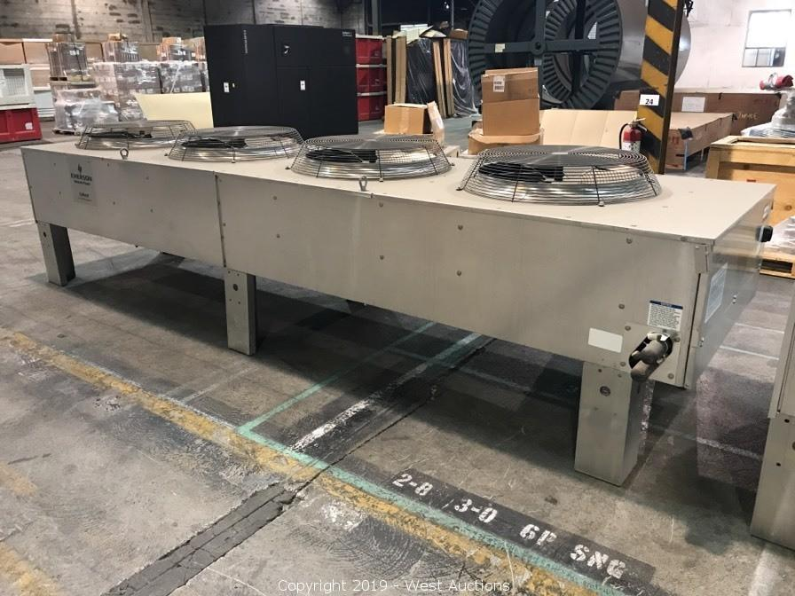 Auction of Mega Duty Magnets, Metal Pipe Saddle Tees, and EnerSys Batteries