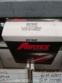 Shelf of AIRTEX Fuse Blocks & Control Modules