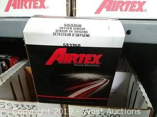 Shelf of AIRTEX O2 Sensors