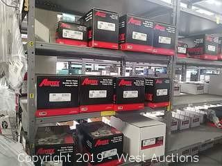 (1)  Rack of AIRTEX Water Pumps