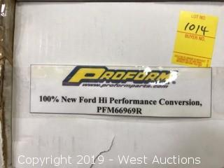 Proform New Ford Hi Performance Conversion